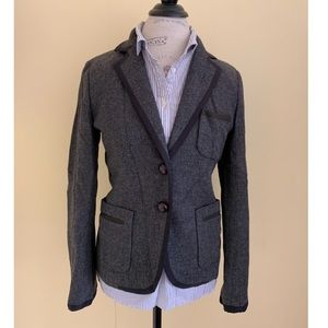J. Crew School Boy Wool Blazer